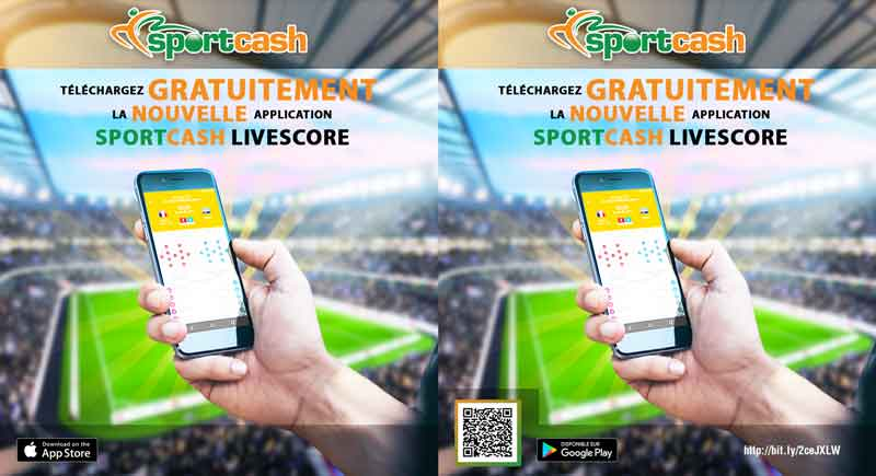 telecharger application sportcash en cote d'ivoire