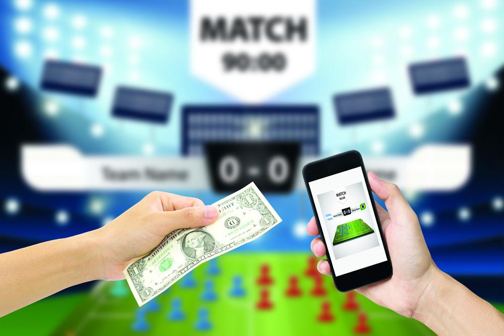 Application de paris sportif pour Android
